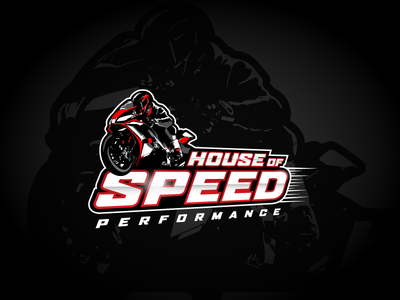 House of Speed motorcycle racing performance sport