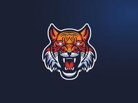 Tiger E-Sport Logo