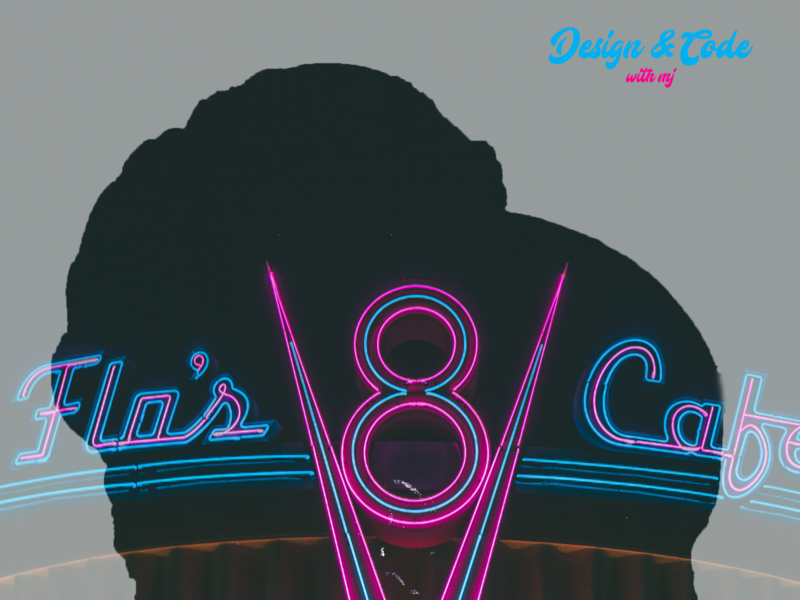 BACK IN THE 80's design playoff inspiration dribbble manipulation poster