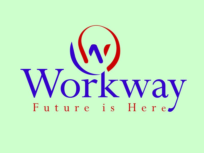 Workway Logo creative logo professional logo