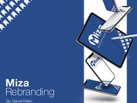 Miza Rebranding