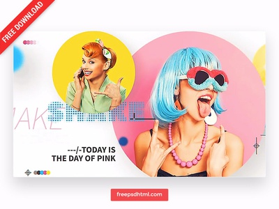 Modern Circle Slideshow – Free After Effects Templates after affects after effects animation design creative freebies after effects template designer template free download
