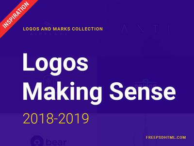 Creative Logo Designs For Inspiration 2018 logo design creative logo design ux branding mockup ui illustration 2018 trends inspiration design logo creative