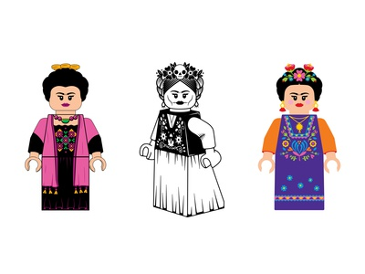 Who's your Frida? / Series 2
