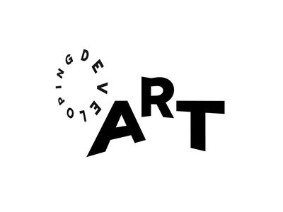 Dev Art Logo / The space