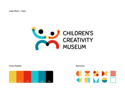 Logo Children Creativity Museum