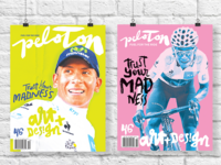 Peloton Magazine issue #46 covers