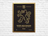 Viva Hellingen Poster