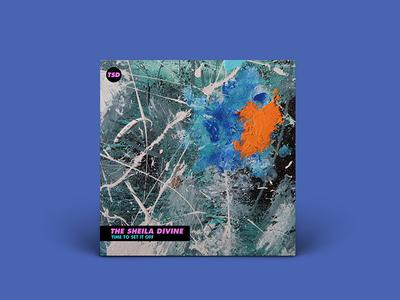 The Sheila Divine - Digital Single Cover Art