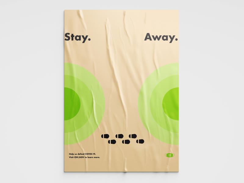 PSA Poster vector coronavirus design poster psa covid-19