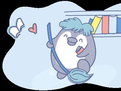 Penguin Twitter 0010