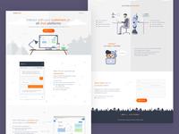 Chatmuse - Website Design