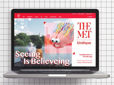 The Met: Augmented Reality