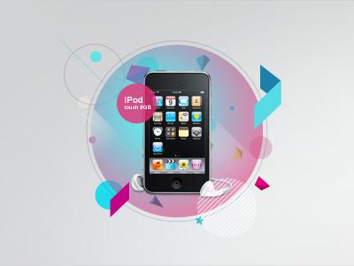 ShakeYo! web ipod bubbles