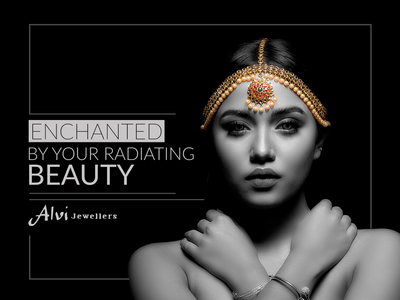 Jewellery ad for facebook