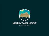 Mountain Host Azerbaijan logo