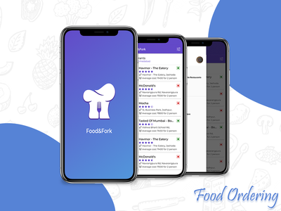 Food&Fork - Online Order Food Delivery App For Restaurants restaurant app food delivery app food app android app development mobile app development food app for startups on demand food app on demand food delivery app