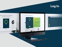 nOS UI design