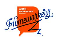 HWZ logo design
