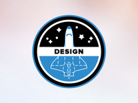 Asana Design Team Badge