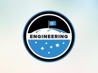 Asana Engineering Team Badge