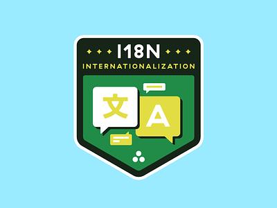 i18n Patch language green sticker patch