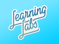 Learning Labs Logo Lettering
