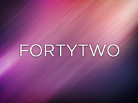 Forty Two