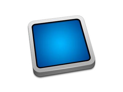 Frame with perspective - light icon app application light mac desktop frame newb