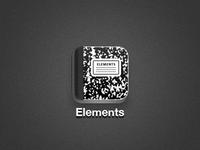 Elements - Retina display