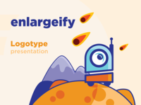 Enlargeify Logo