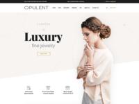 Opulent Web Site