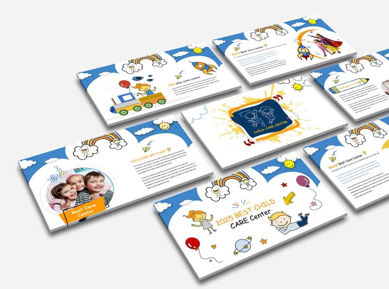 kids Google Slide Presentation