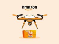 Drone Delivery flipkart amazon drone logo drone delivery online delivery drone