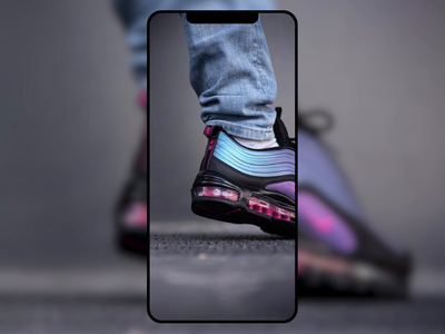 Nike Shoes AR Concept!