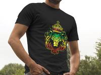 Rasta Lion King