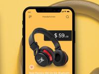 E commerce App UI Free