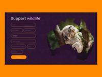 Wildlife donation form
