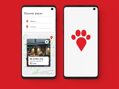 Pet friendly locations app