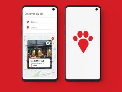 Pet friendly locations app