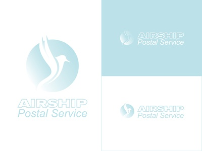 Daily Logo Challenge Day 42 - Postal Service