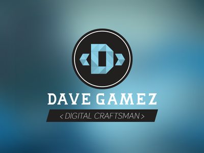 Logo Design for davegamez.com