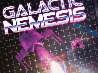 Galactic Nemesis Poster