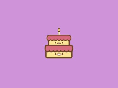 Birthday Cake Icon