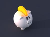 Skladki piggy bank