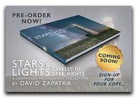 Stars & Lights Book: Postcard