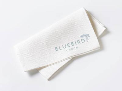 Bluebird Napkin - Design Challenge