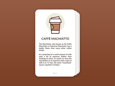 Daily UI #045 - Info Card