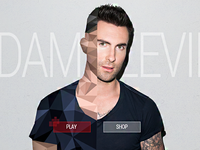 Adam Levine Shop or Play