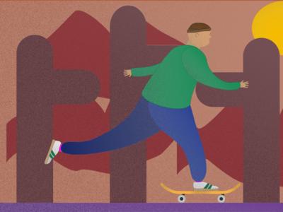 Desert Skate